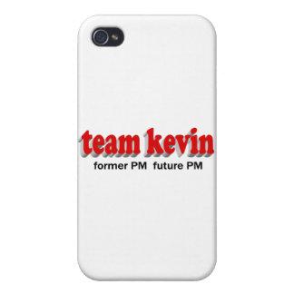 Team Kevin Former PM Future PM iPhone 4 Case