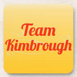 Team Kimbrough Drink Coasters