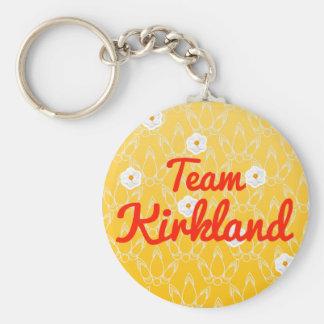 Team Kirkland Key Chain