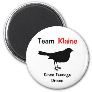 Team Klaine Magnet