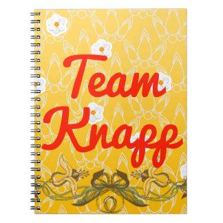 Team Knapp Notebook