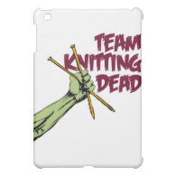 Team Knitting Dead Case For The iPad Mini