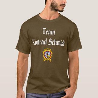 Team Konrad Schmidt t-shirt
