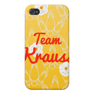 Team Krauss Case For iPhone 4
