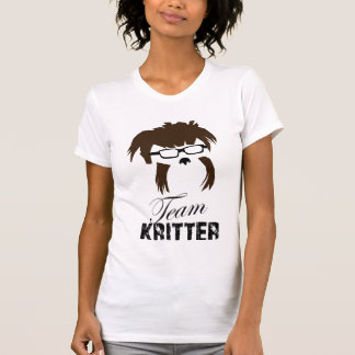 Team Kritter girly tee