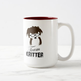 Team Kritter mug