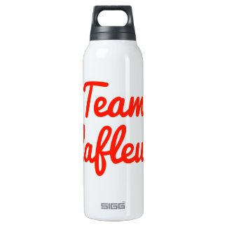 Team Lafleur 16 Oz Insulated SIGG Thermos Water Bottle