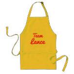 Team Lance Aprons