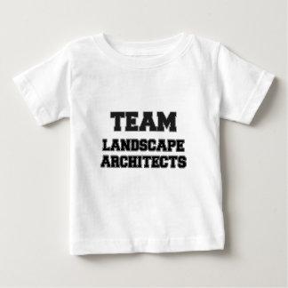 Team Landscape Architects T-shirts