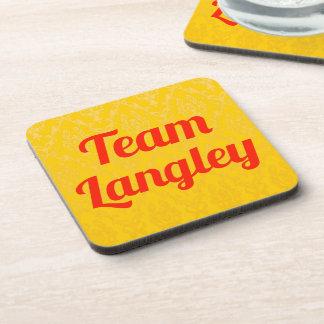 Team Langley Coasters