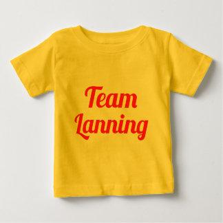 Team Lanning Tee Shirts