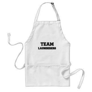 Team Launderers Apron