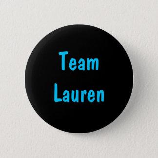 Team Lauren Pin