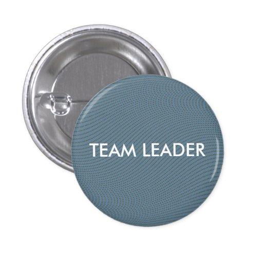 TEAM LEADER PINS