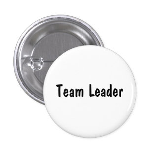 Team Leader Pin