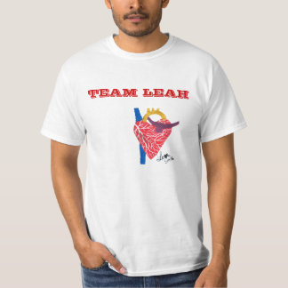 Team Leah Value Quality T-Shirt