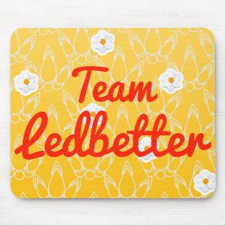 Team Ledbetter Mousepads