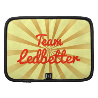 Team Ledbetter Organizers