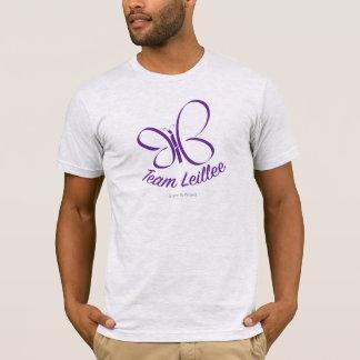 Team Leillee shirt Ash Grey Mens