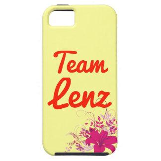 Team Lenz iPhone 5 Cases