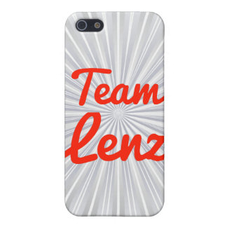 Team Lenz Cover For iPhone 5