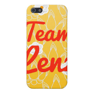 Team Lenz iPhone 5 Covers