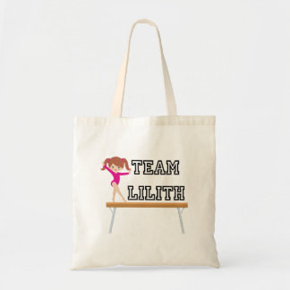 Team Lilith Cotton Tote Bags