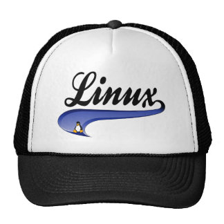 Team Linux Trucker Hat