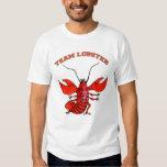 Team lobster dresses