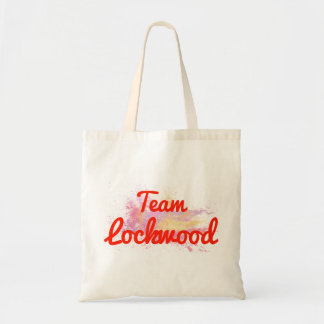 Team Lockwood Canvas Bags