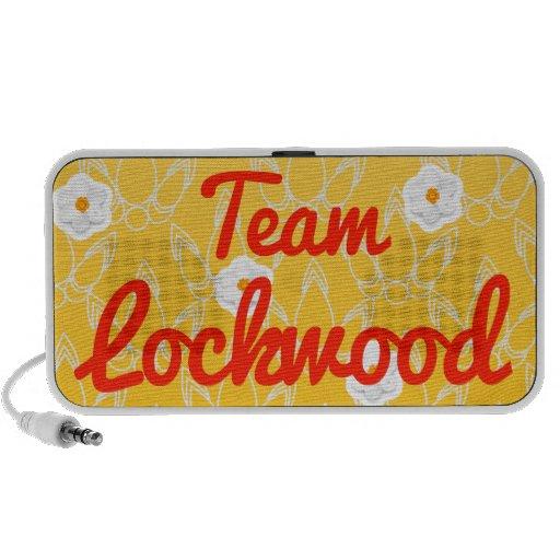 Team Lockwood Laptop Speaker