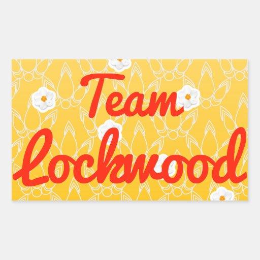 Team Lockwood Sticker