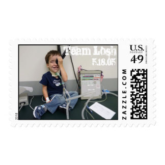 Team Losh Stamps