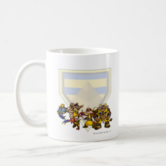 Team Lost Desert Group Coffee Mug