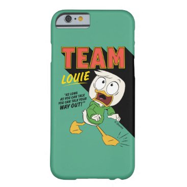 Team Louie Barely There iPhone 6 Case