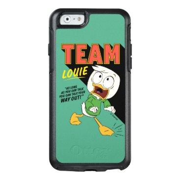 Team Louie OtterBox iPhone 6/6s Case