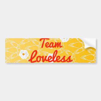 Team Loveless Bumper Sticker