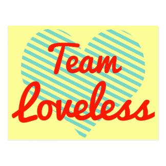 Team Loveless Postcard