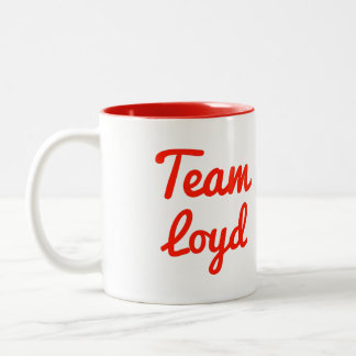 Team Loyd Coffee Mugs