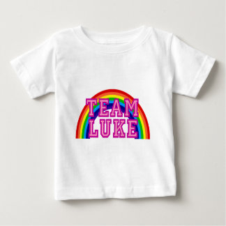 Team Luke Baby T-Shirt