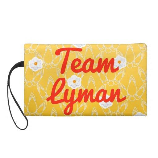 Team Lyman Wristlet Clutches