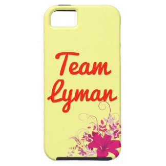 Team Lyman iPhone 5 Cases