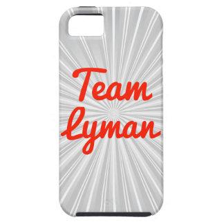 Team Lyman iPhone 5 Covers
