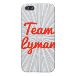 Team Lyman Covers For iPhone 5