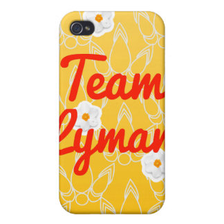 Team Lyman Cases For iPhone 4