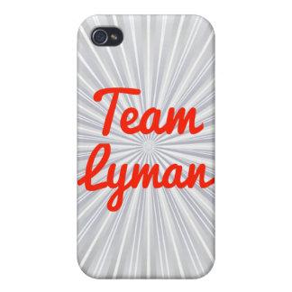 Team Lyman iPhone 4 Case