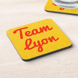 Team Lyon Drink Coasters