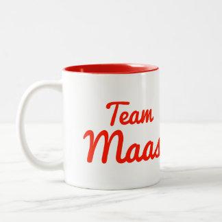 Team Maas Coffee Mugs