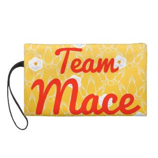 Team Mace Wristlet Clutches