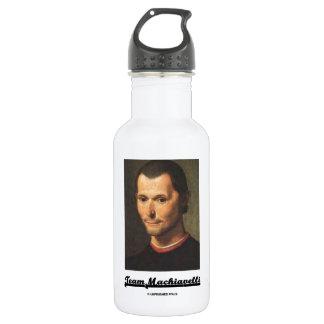 Team Machiavelli Water Bottle